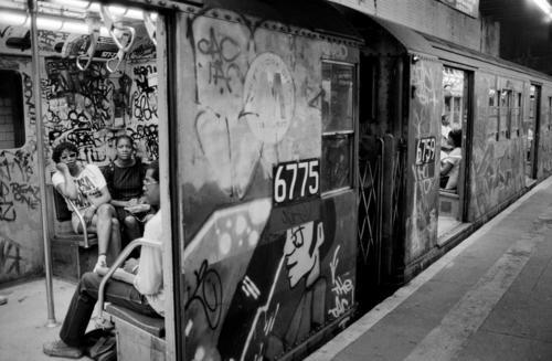 Classic NYC Graffiti